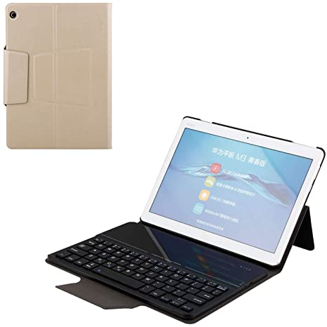 on sale dbf48 742cf Huawei MediaPad M3 Lite 10 Keyboard Folio Case, Huawei MediaPad M3 ...