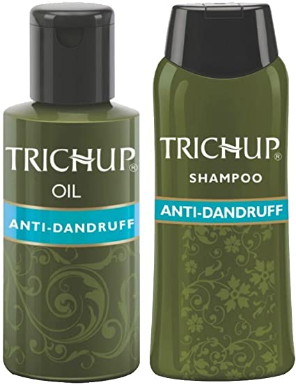 Trichup Kit anticaspa (aceite anticaspa (100 ml), champú anticaspa (200 ml) (Pack de 2): Amazon.es: Belleza