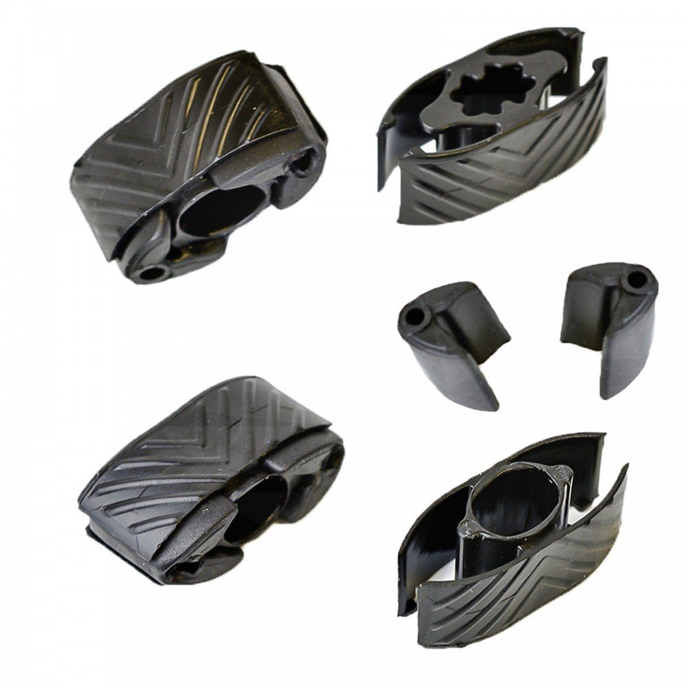 Autoparts - 4X Kit reparacion Gomas Techo Solar 7701209744: Amazon.es: Coche y moto