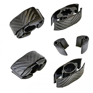 Twowinds - 7701209744 Kit reparación agarres Techo Solar Megane Scénic (lote 4 piezas): Amazon.es: Coche y moto