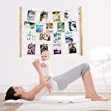 Kitlit Hanging Photo Display Wall Decor Wall