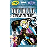 Crayola Frozen Xtreme Coloring Metallic Set