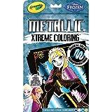 Crayola Frozen Xtreme Coloring Metallic Set