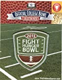 2013 Fight Hunger Bowl Patch - BYU vs Washington