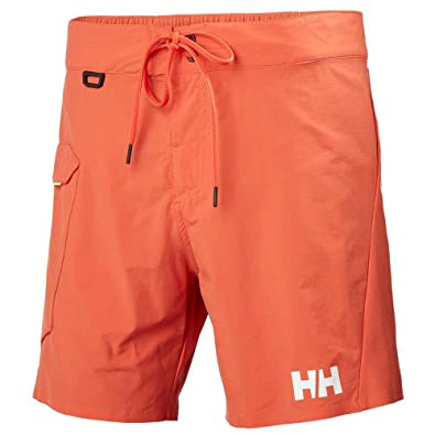 d90b74c160 Helly Hansen Hp Shore Trunk - 118 Swim, Men, Red (Paprika): Amazon ...