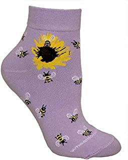 product image for Wheel House Designs Women's Bee Socks