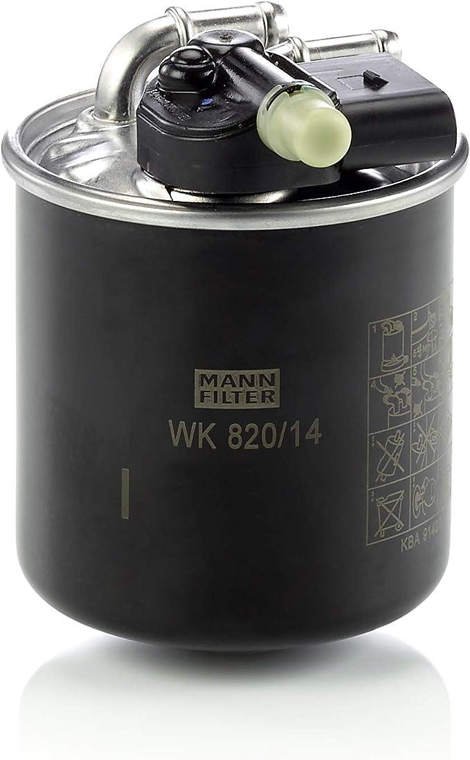 Mann Filter Kraftstofffilter Wk 820 14 Für Pkw Auto