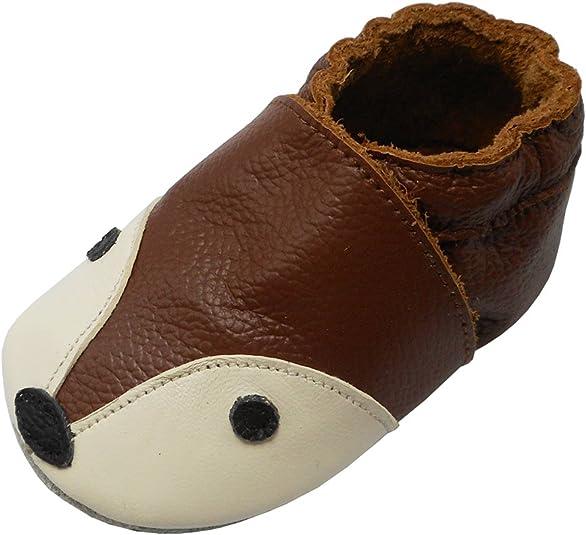 Kinder H/üttenschuh Gef/üttert Socken Babyschuhe Cartoon kindersocken Anti-Slip Lauflernschuhe Playshoes 3 Paar Unisex Baby Socken Lictin Krabbelschuhe Baby schuhe