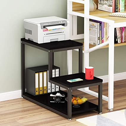 Estante para impresora de varias capas, soporte para ...