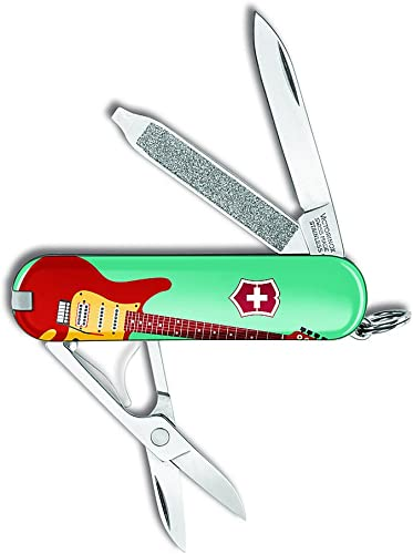 Victorinox Guitar Classic SD Swiss Army Knife