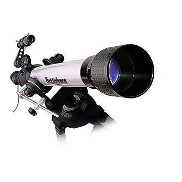 4-in-1 Electronic Professional Digital Telescope w/Remote