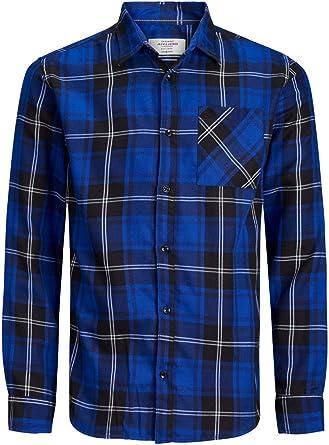 Jack & Jones Jorcolby Shirt LS Camisa para Hombre