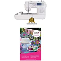 SE400 with Initial Stitch Embroidery Lettering & Monogramming Software