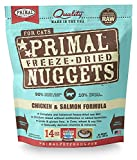 Primal Pet Foods Freeze-Dried Feline Chicken And Salmon Formula, 14Oz. Larger Image