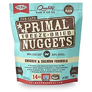 Primal Freeze Dried Cat Food 12