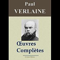 Paul Verlaine : Oeuvres complètes et annexes -  Les 50 titres (Nouvelle édition enrichie) (French Edition)
