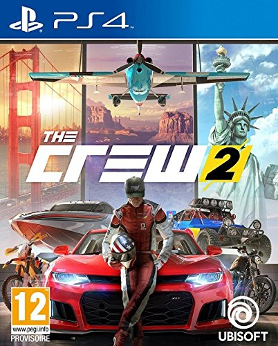 The Crew 2 - PS4  | Ivory Tower