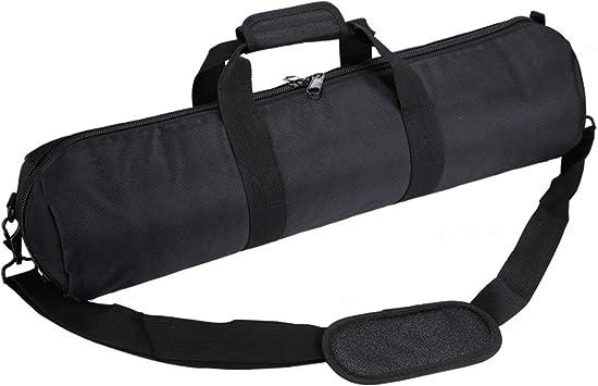 Size: 55cm x 22cm Durable Speedlite Carrying Zipper Bag with Shoulder Strap for Light Stand Umbrella Flash LED Light