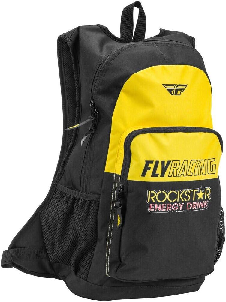 Black//Yellow Fly Racing 2021 Rockstar Jump Pack
