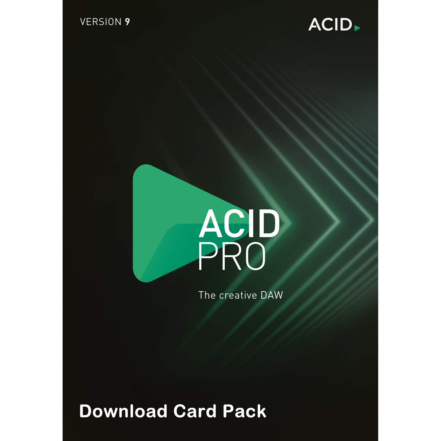 MAGIX Acid Pro 9 [Download Card] - Loop-Based Music Production, Powerful Multitrack Recording, Creative DAW