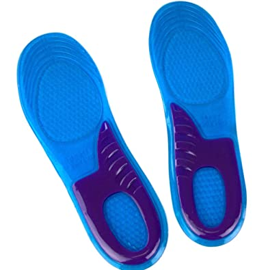 6eac1160e388 Ortho Foot Cushion™ Best Quality Gel Foot Shock Absorption Orthotic Arch  Support Sport Padding Massaging