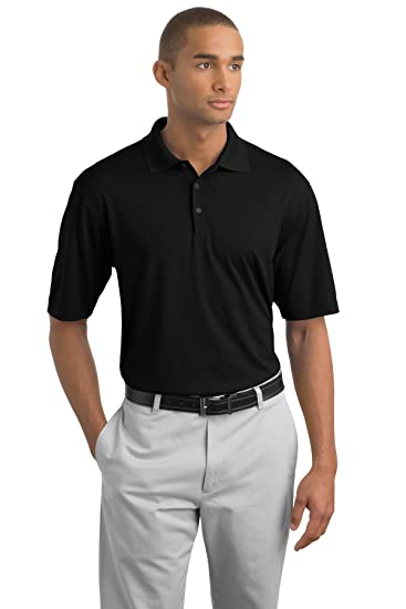 21143d172 Nike Golf - Dri-FIT Cross-Over Texture Polo at Amazon Men s Clothing ...