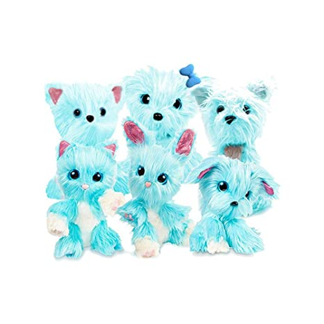 AOLVO Plush Mystery Rescue Pet, Cute Puppy Puppy Toys For Baby Toddlers Kids, Best