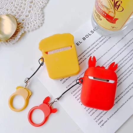 Amazon.com: UR Sunshine AirPods Case, Super Cute Funny Drink ...