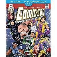 Comic-con Episodio IV: La esperanza de un fan REGIÓN UN PACK DE COMBO DE DVD DE BLU-RAY