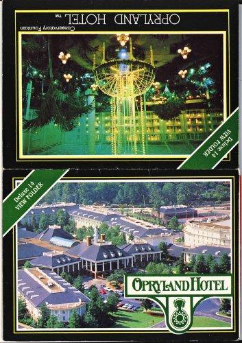 (Opryland Hotel (Nashville Tennessee) Souvenir)