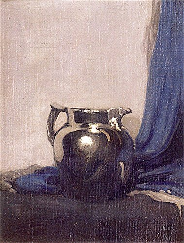 Sir William Nicholson The Lustre Jug 1910 Private Collection 30