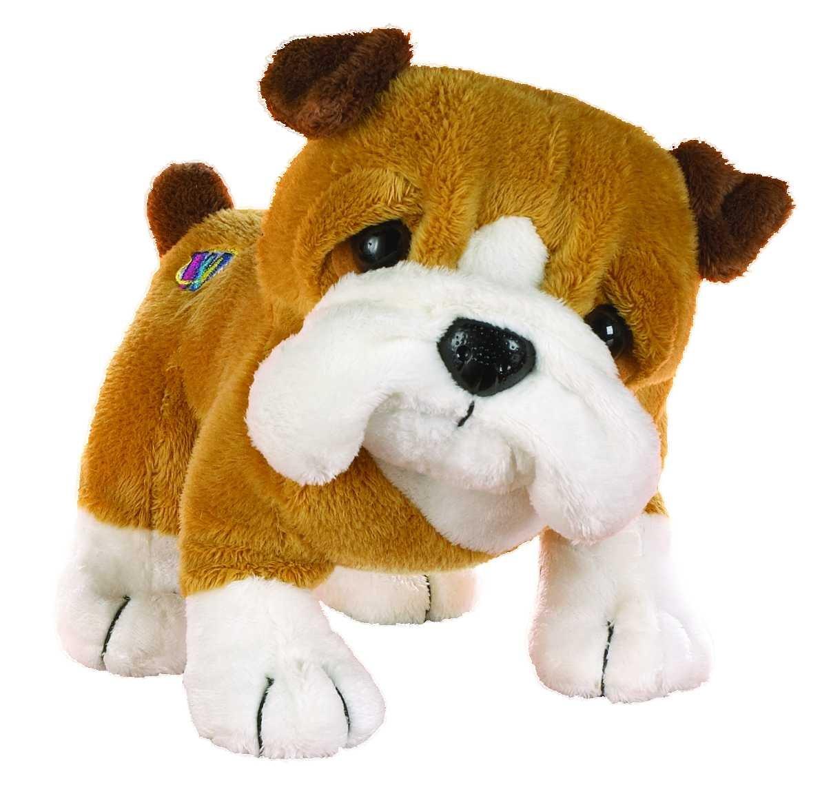 amazoncom webkinz bulldog toys  games -