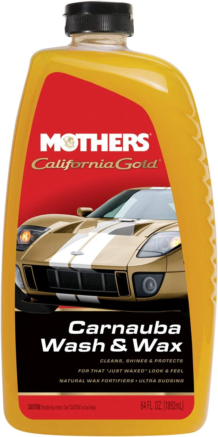 <strong>Mothers California Gold Carnauba Wash</strong>