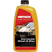 Mothers California Gold Carnauba Wash and Wax - 1.9L