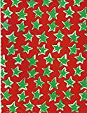 Exclusive-Christmas Cellophane Gift Wrap-3 Rolls 24'' x 21'