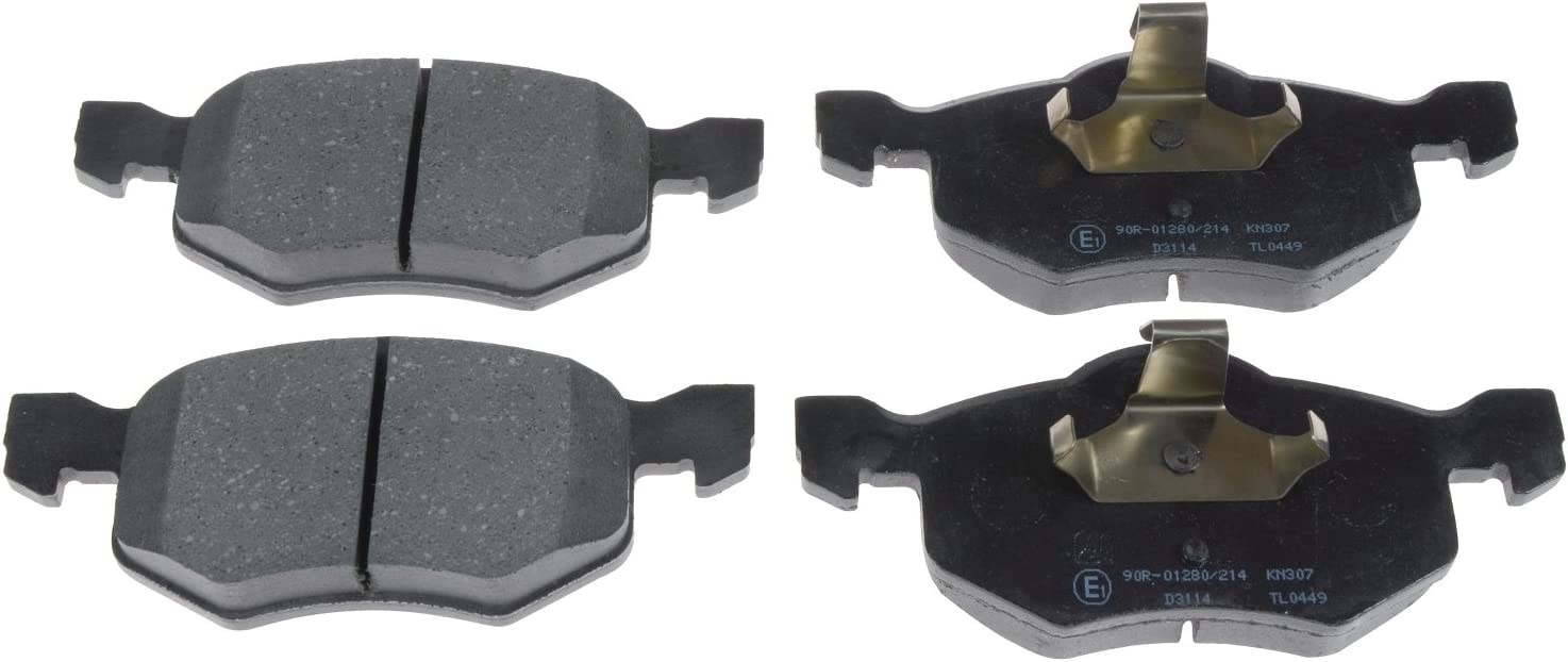 pack of four Blue Print ADM54273 Brake Pad Set