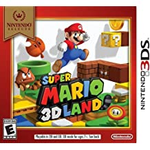 Nintendo Selects: Super Mario 3D Land - 3DS