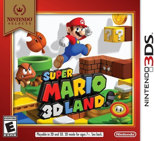 Nintendo Selects: Super Mario 3D Land - 3DS - Kid Nintendo Nes Game
