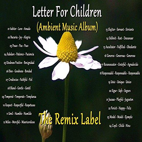 Letter for Children