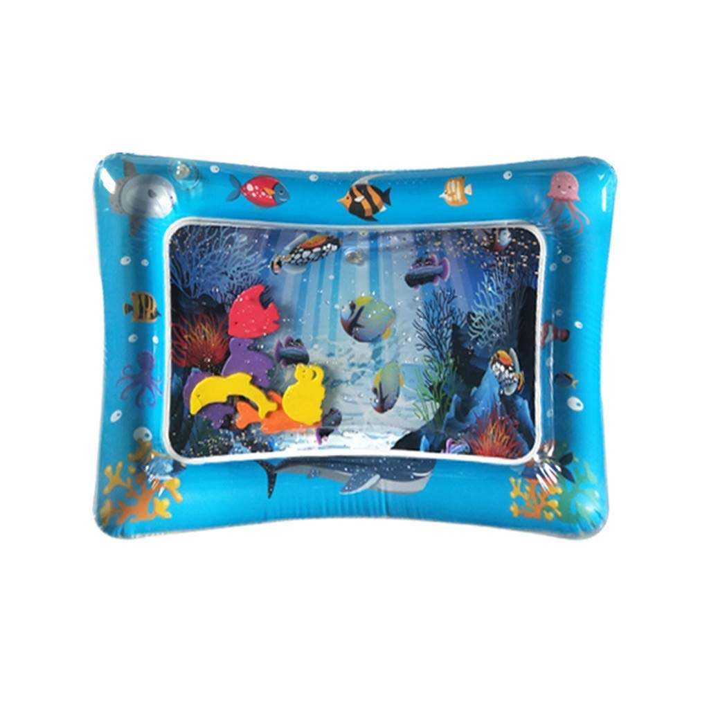 Fantastic sensory tummy play time mat