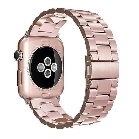 7f1a778a9c2 Simpeak Compatible para Apple Watch Series 3 Series 4 Series 2 Series 1.  Pasa el ratón por encima de ...