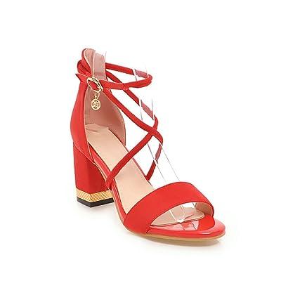 Talons Satin Chaussures De Rosée Hauts Fendue À Les D'été Femmes 3L5Aj4R