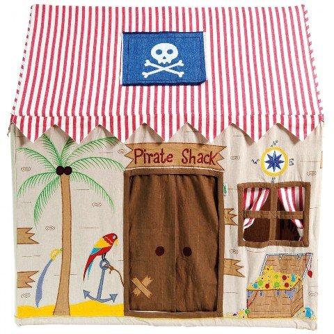 WinグリーンSPS Pirate Shack Playhouse、スモール B00CBSSGQE