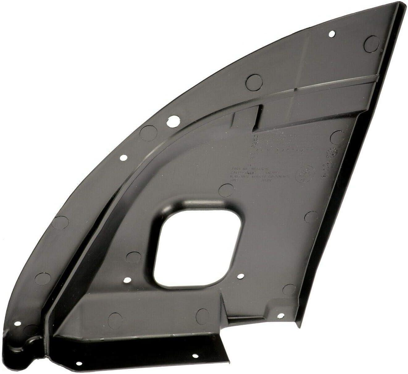 MITSUBISHI OEM 00-05 Eclipse Front Bumper-Under Cover Left MR447605