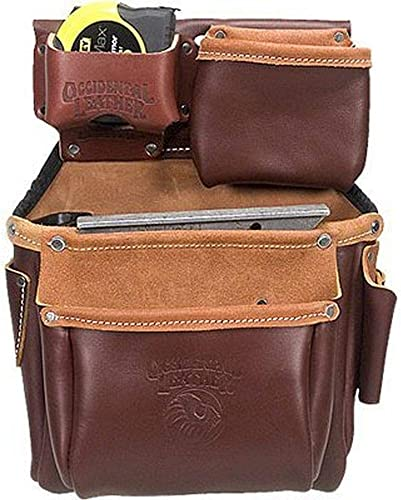 Occidental Leather 5525 Big Oxy Fastener Bag