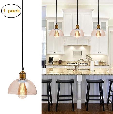 Ganeed Industrial Mini Pendant Lighting Adjustable Edison