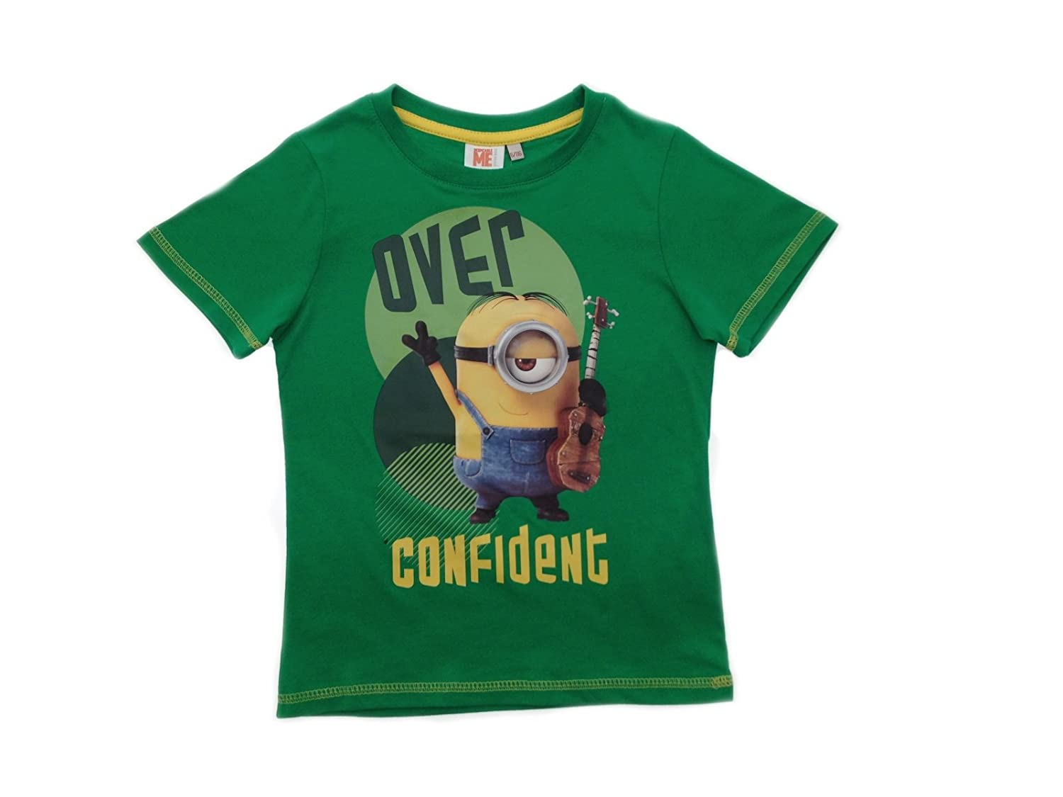 Despicable Me Minions Kids Short Sleeve T-Shirt