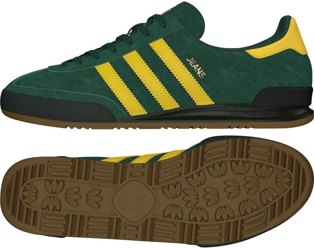 adidas Jeans, Chaussures de Fitness Homme, Vert (Veruni
