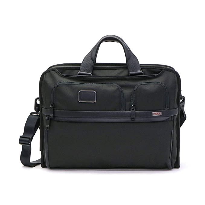 0292caf11820 Tumi Unisex Alpha 3 Compact Large Screen Laptop Brief