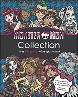Monster High Collection Amazoncouk 9781472367051 Books